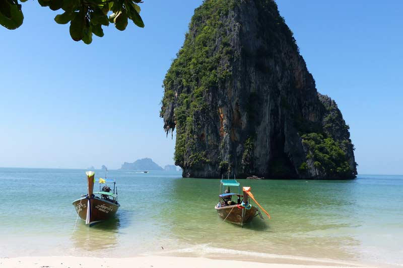 Voyage Thaïlande, un rêve en couleurs