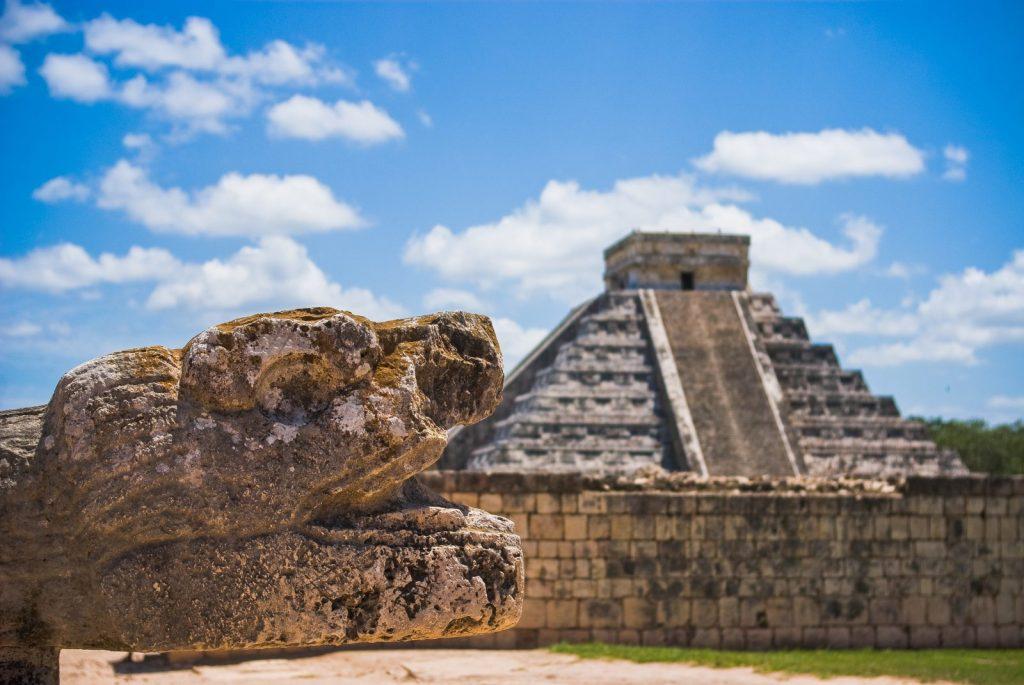 Chichen Itza au Mexique : la cité archéologique maya