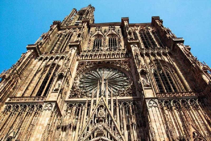 L'église de Strasbourg
