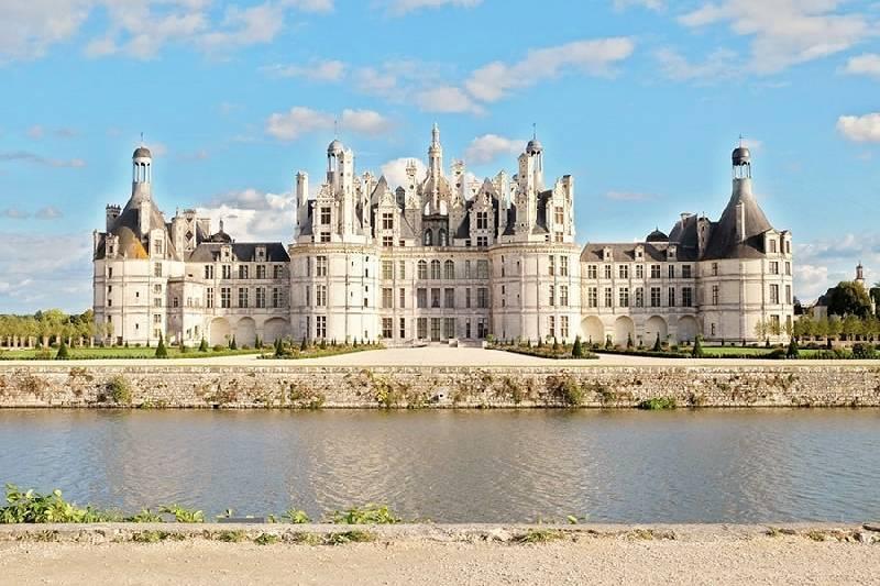 Château de Chambord Val de Loire France