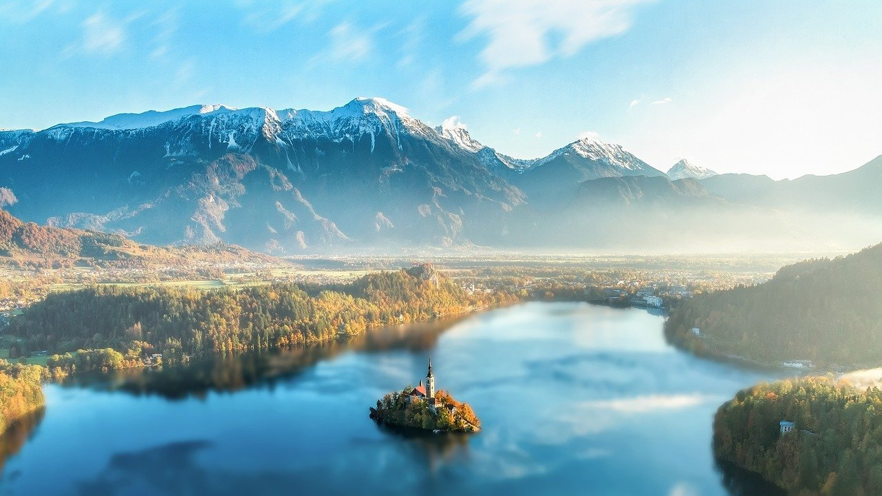 lac bled slovenie
