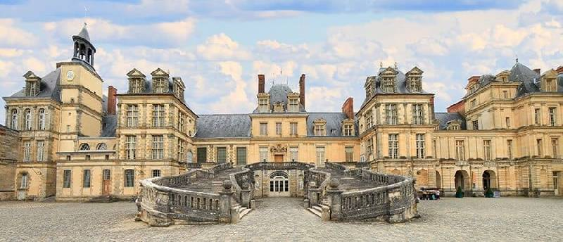 Château de Fontainebleau, Seine-et-Marne,