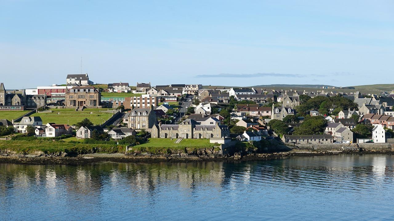 iles Shetland